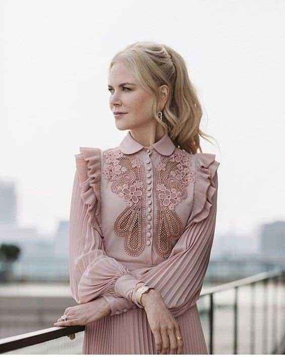 زیباترین انواع مدلهای لباس مجلسی پوشیده و شیک