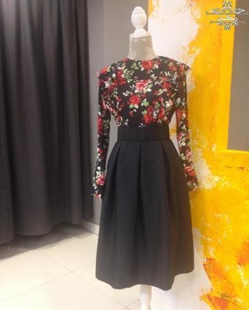 مدل شومیز دامن شیک برای خواستگاری   بلوز دامن لباس خواستگاری
