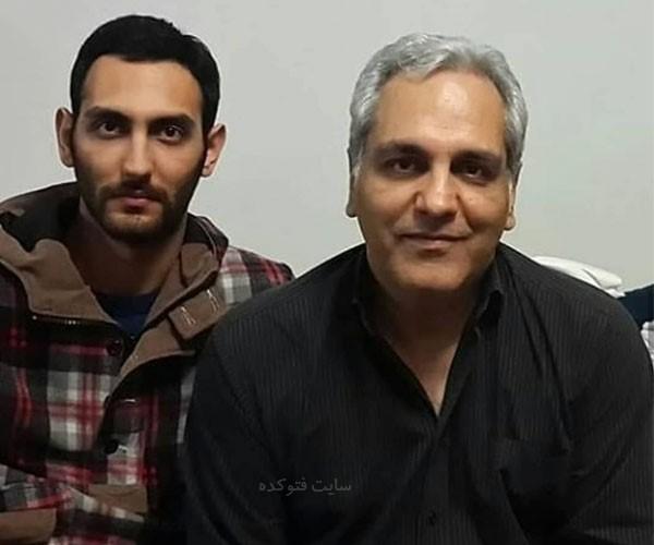 بیوگرافی فرهاد مدیری پسر مهران مدیری + زندگی شخصی و همسرفرهاد مدیری