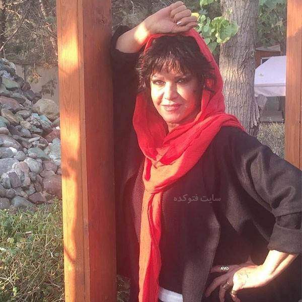 بیوگرافی فرزانه کابلی و همسرش هادی مرزبان + عکس زندگی