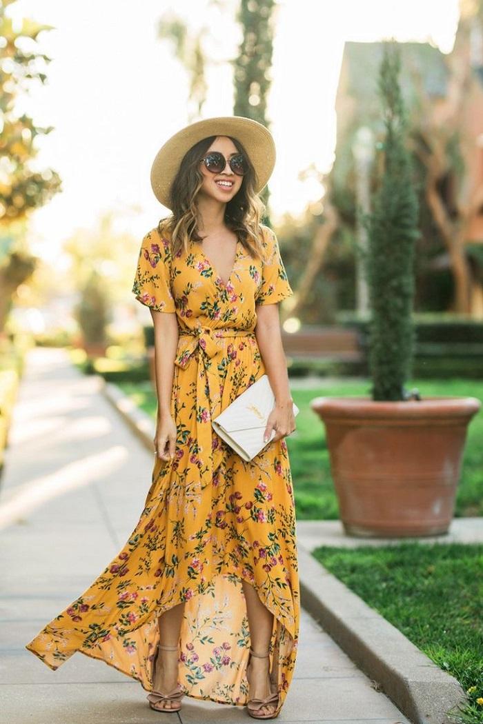 مدل لباس ماکسی ۲۰۱۹ ، مدل لباس ماکسی دخترانه زیبا و شیک مثل خودتان