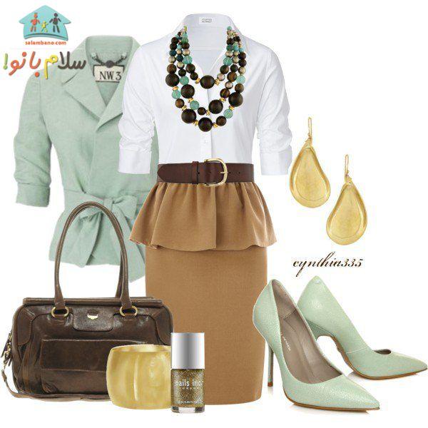 پیراهن زنانه رسمی مدل های شیک و رسمی برای مناسبت های رسمی و مهم