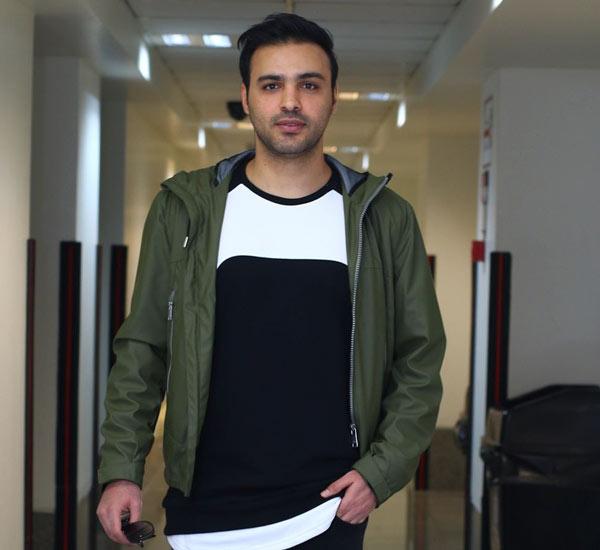 بیوگرافی سامان صفاری بازیگر + داستان زندگی شخصی