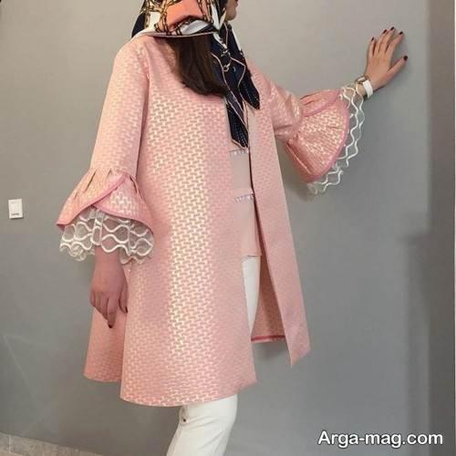 مدل مانتو عید ۹۹ مخصوص خانم های خوش پوش و لاکچری پسند