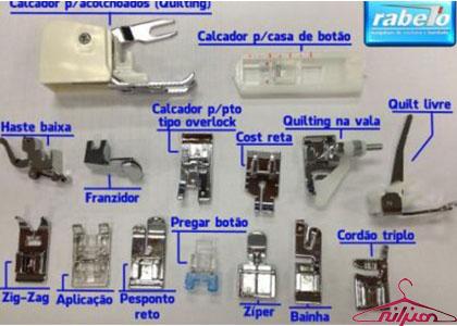 آشنایی با انواع پایه چرخ خیاطی و کاربرد آنها برای دوختی تمیز تر و را حتتر