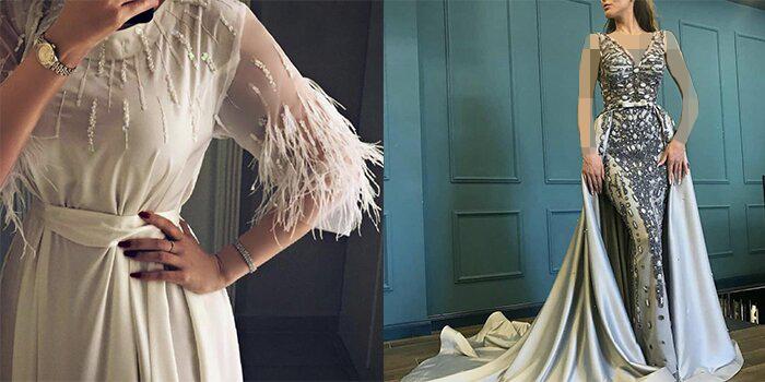 مدل لباس مجلسی ترکیه ای جدید ۲۰۱۹ و ۲۰۱۸ ( انواع زنانه،شب پوشیده،دخترانه)