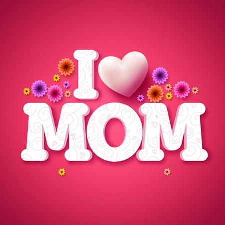 عکس کلمه مادر برای پروفایل کلمه انگلیسی مادر برای پروفایل