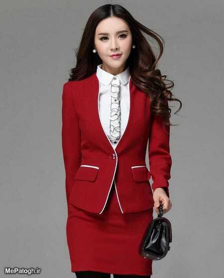 ژورنال انواع مدل کت و دامن و کت تک مجلسی زنانه کره ای ۹۹ و ۲۰۲۰