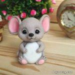 آموزش ساخت عروسک موش با روش های مختلف