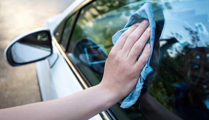 روش استفاده از سیب زمینی برای جلوگیری از بخار کردن شیشه اتومبیل